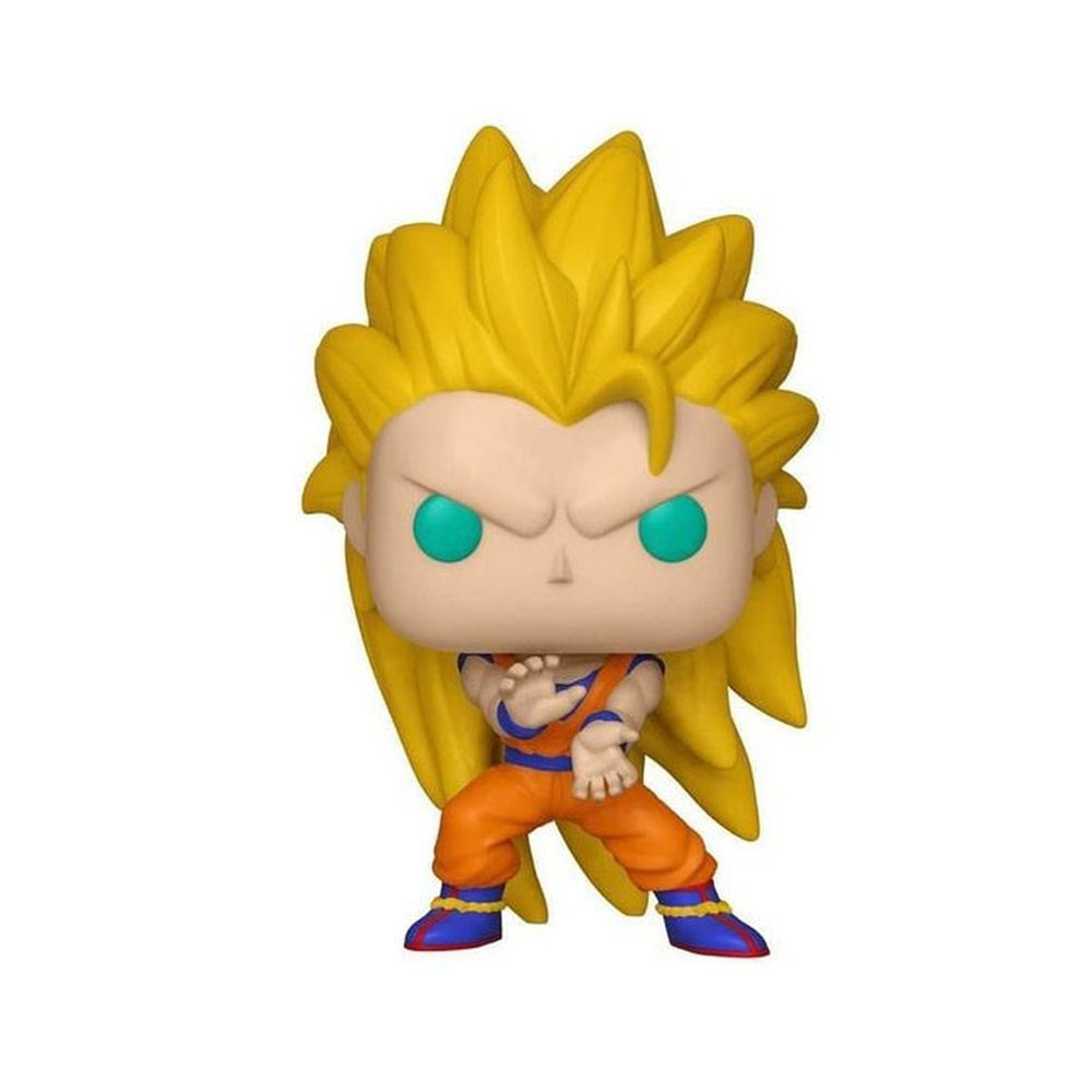 Funko Pop Dragon Ball - Goku Super Saiyan 3 Exclusivo 492