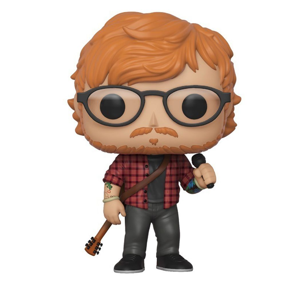 Funko Pop - Ed Sheeran 76