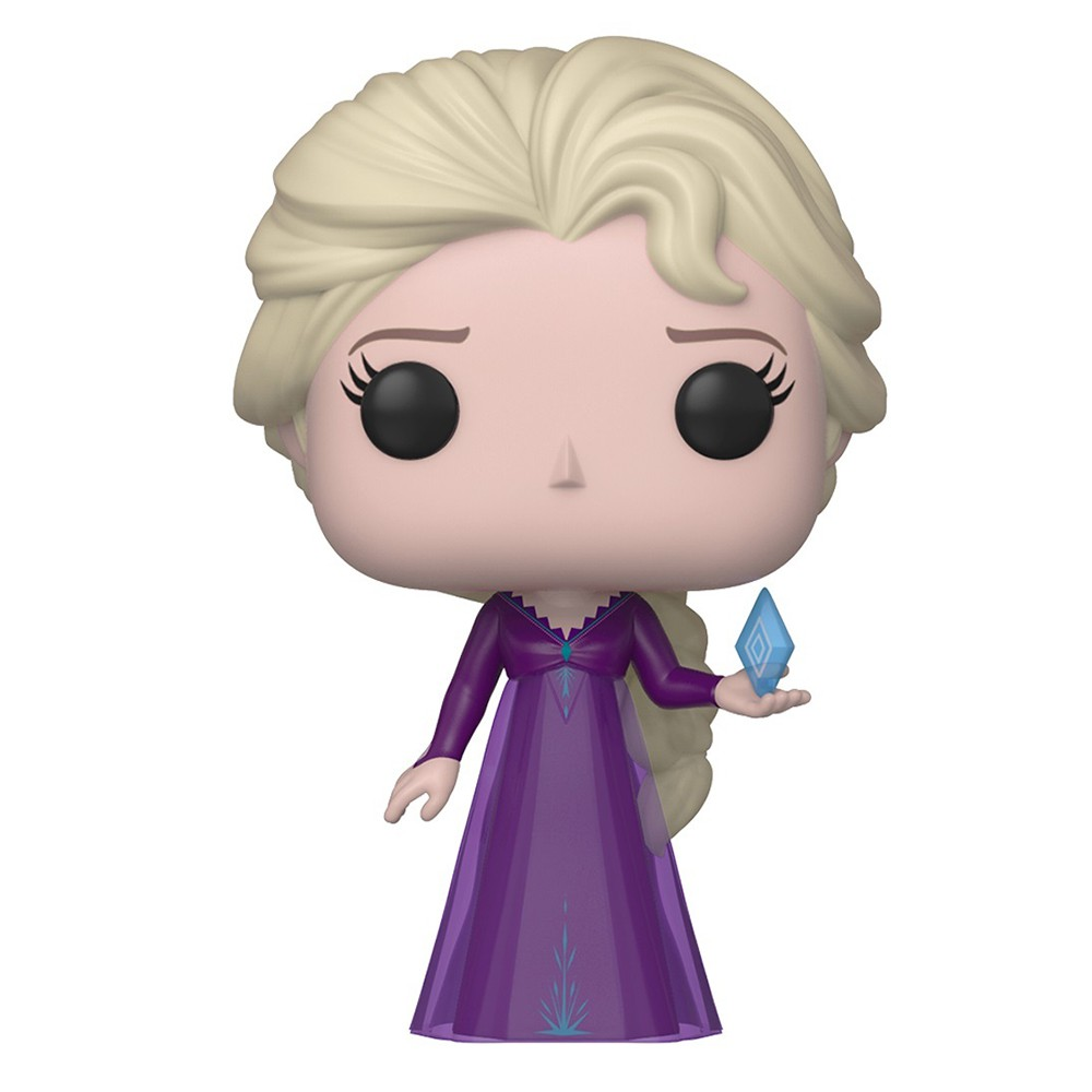 Funko Pop Disney Frozen 2 - Elsa de Pijama 594 Exclusivo