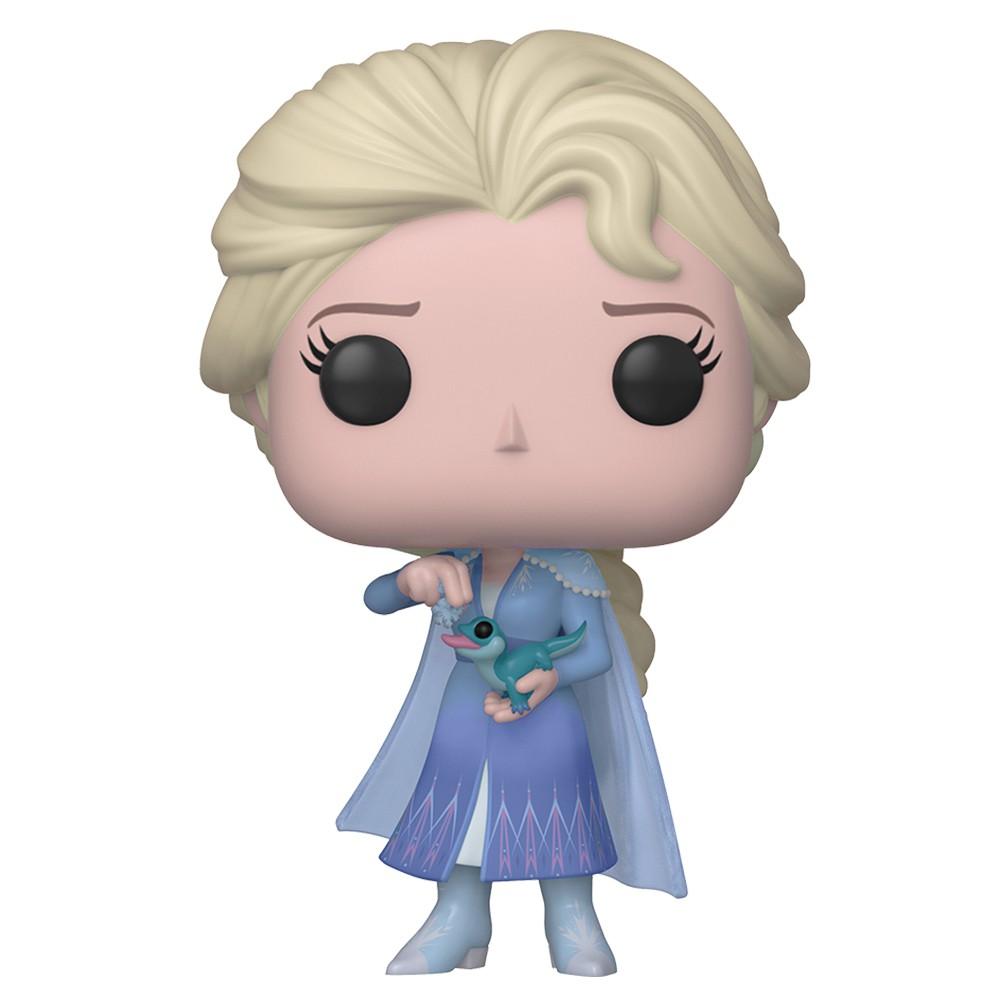 Funko Pop Disney Frozen 2 - Elsa e Bruni 716 Exclusivo