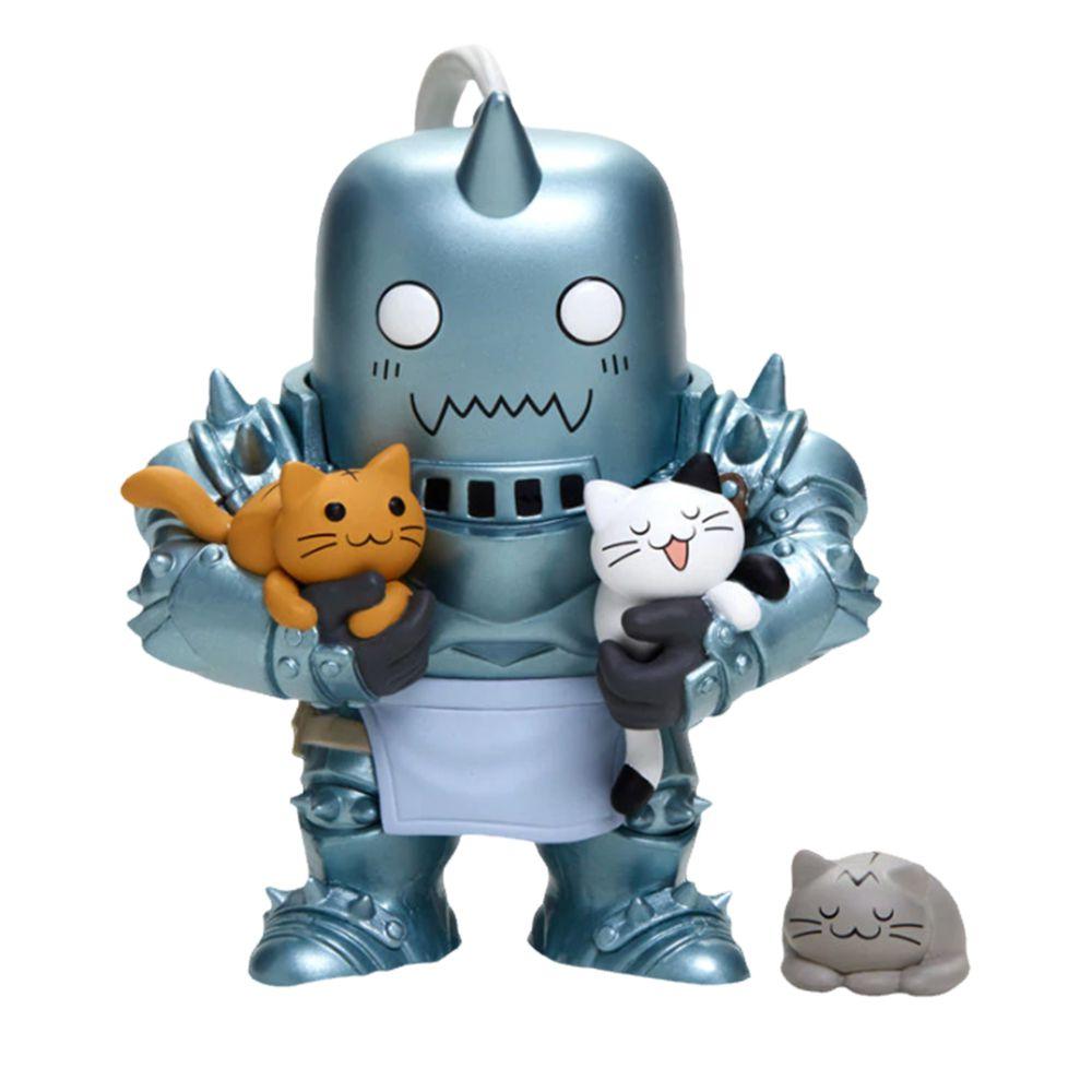 Funko Pop Fullmetal Alchemist Alphonse Elric 452 Exclusivo