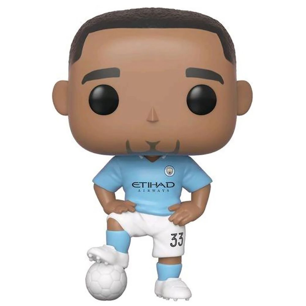Funko Pop Futebol Gabriel Jesus Manchester 13
