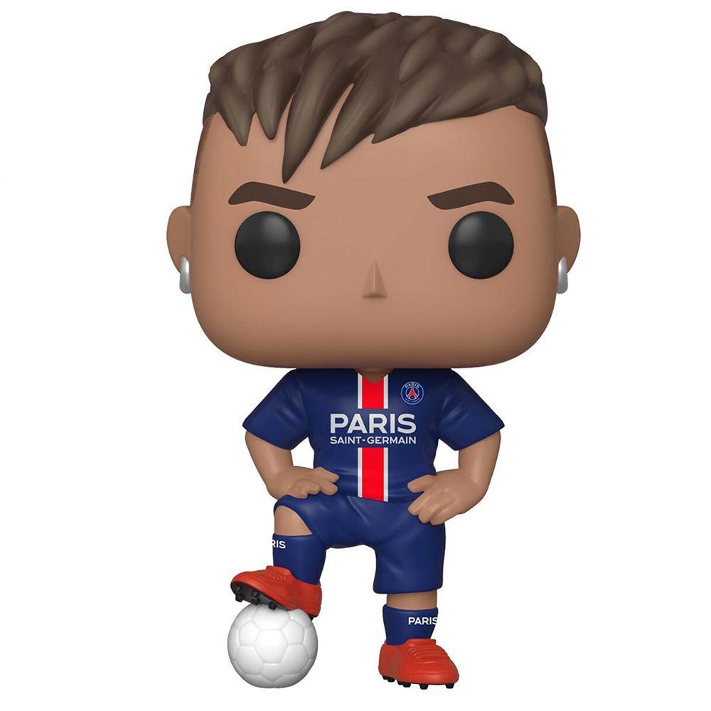 Funko Pop Futebol Paris Saint Germain Neymar Jr 20