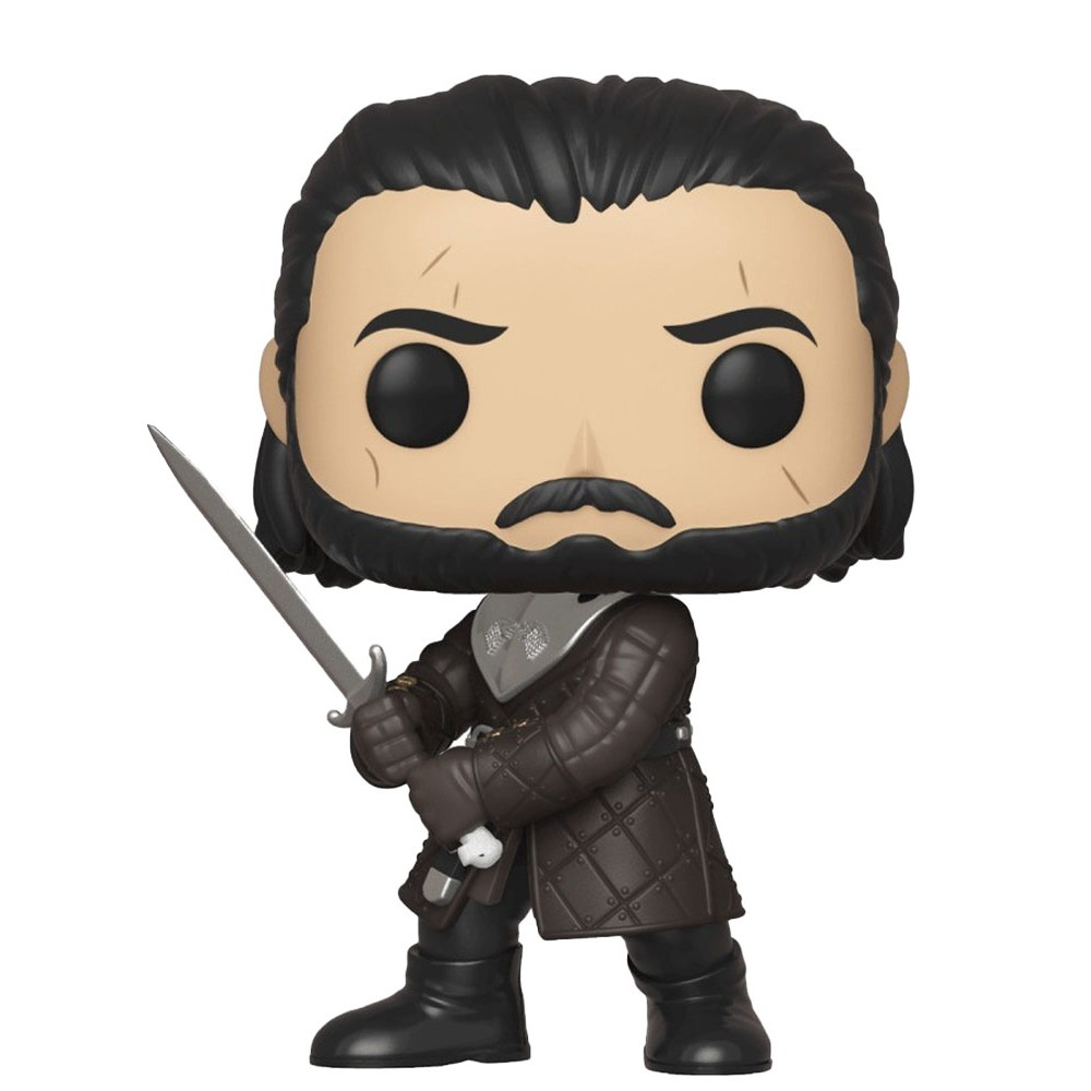 Funko Pop Game Of Thrones - Battle Of Winterfell Jon Snow 80
