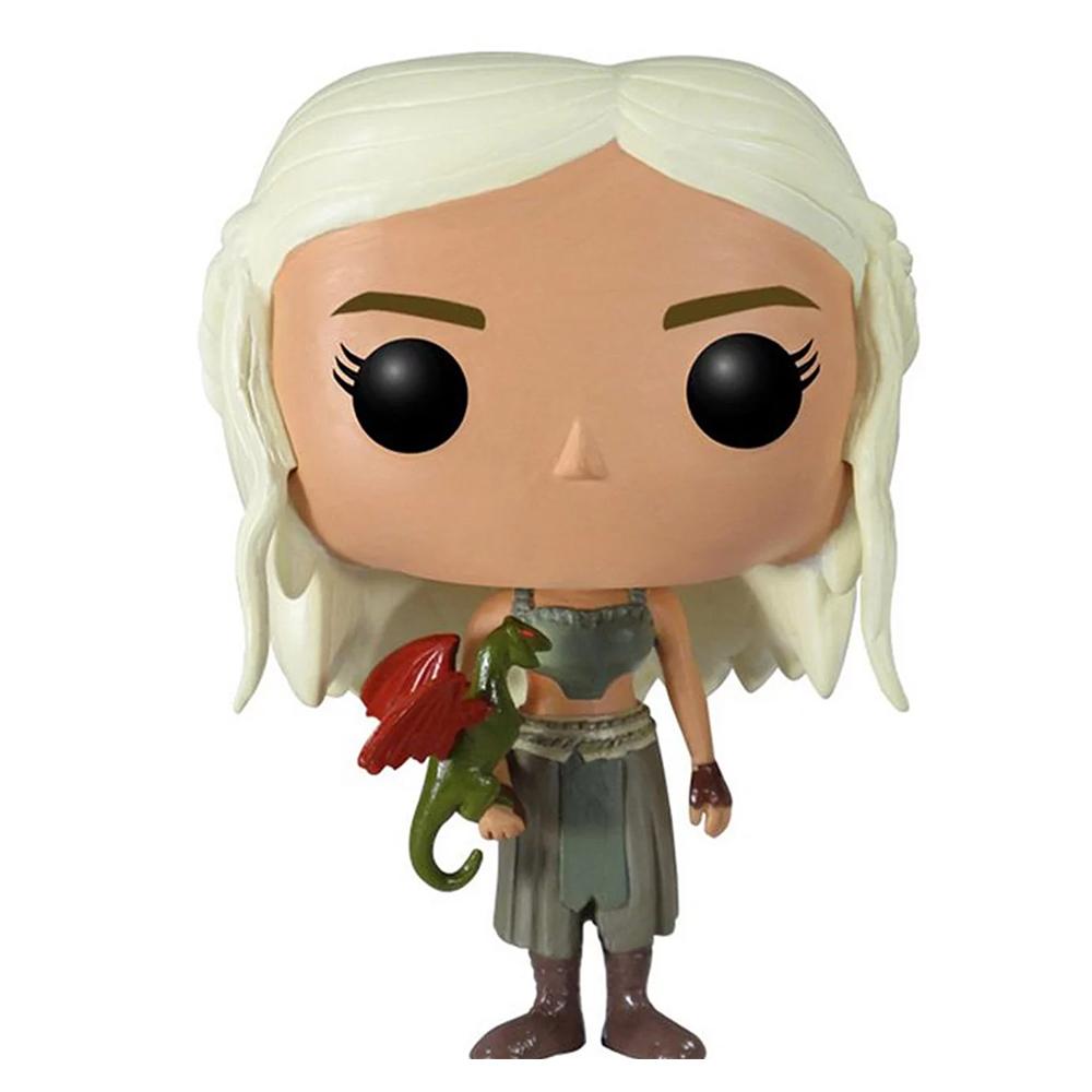 Funko Pop Game of Thrones T2 - Daenerys Targaryen 03