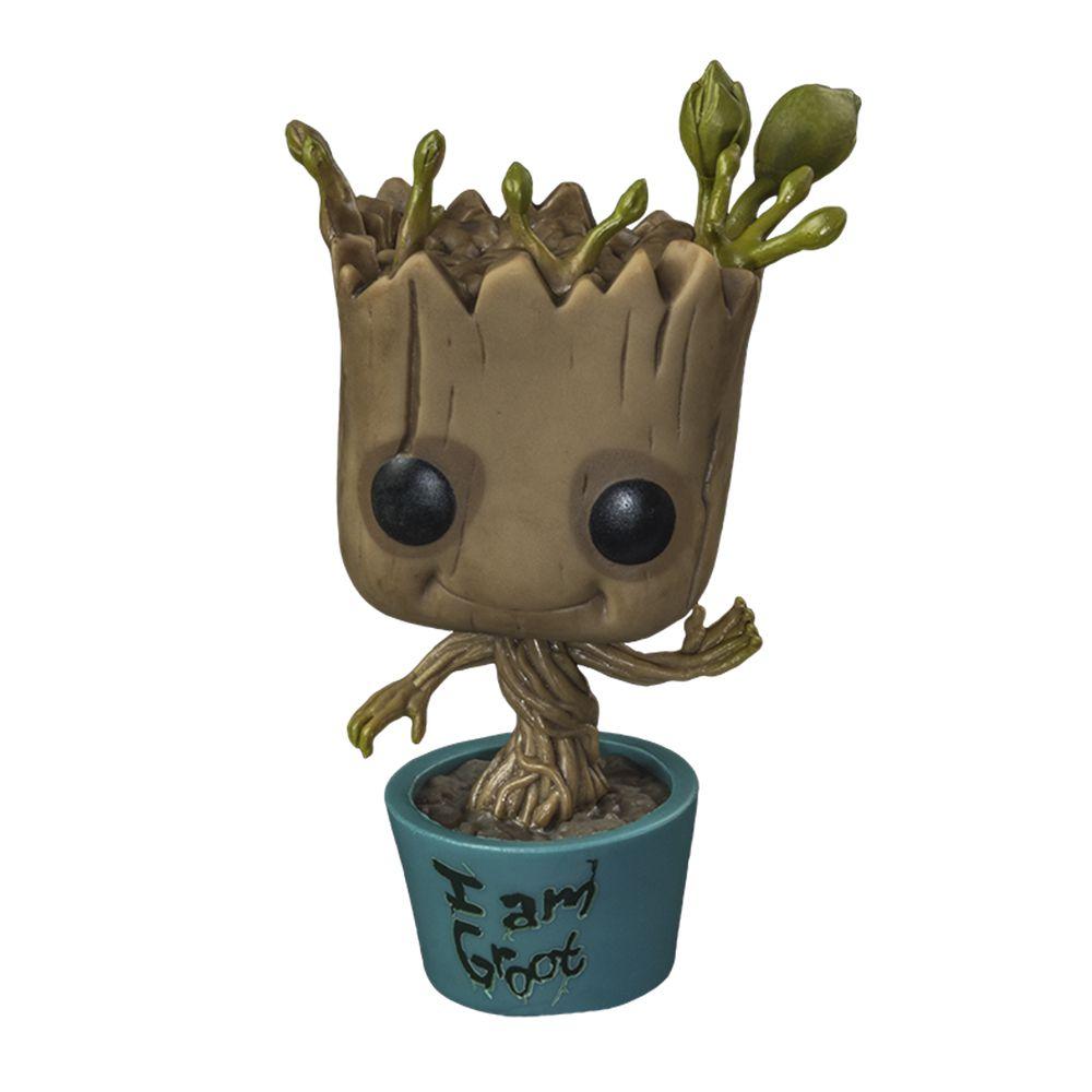 Funko Pop Guardiões da Galaxia - Baby Groot Dançando 65