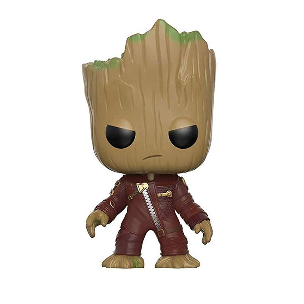 Funko Pop  Guardiões da Galaxia - Groot 212