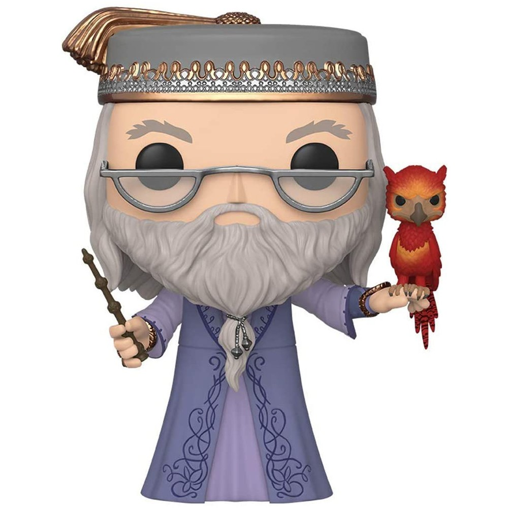 Funko Pop Harry Potter - Albus Dumbledore 110 Super Sized 10