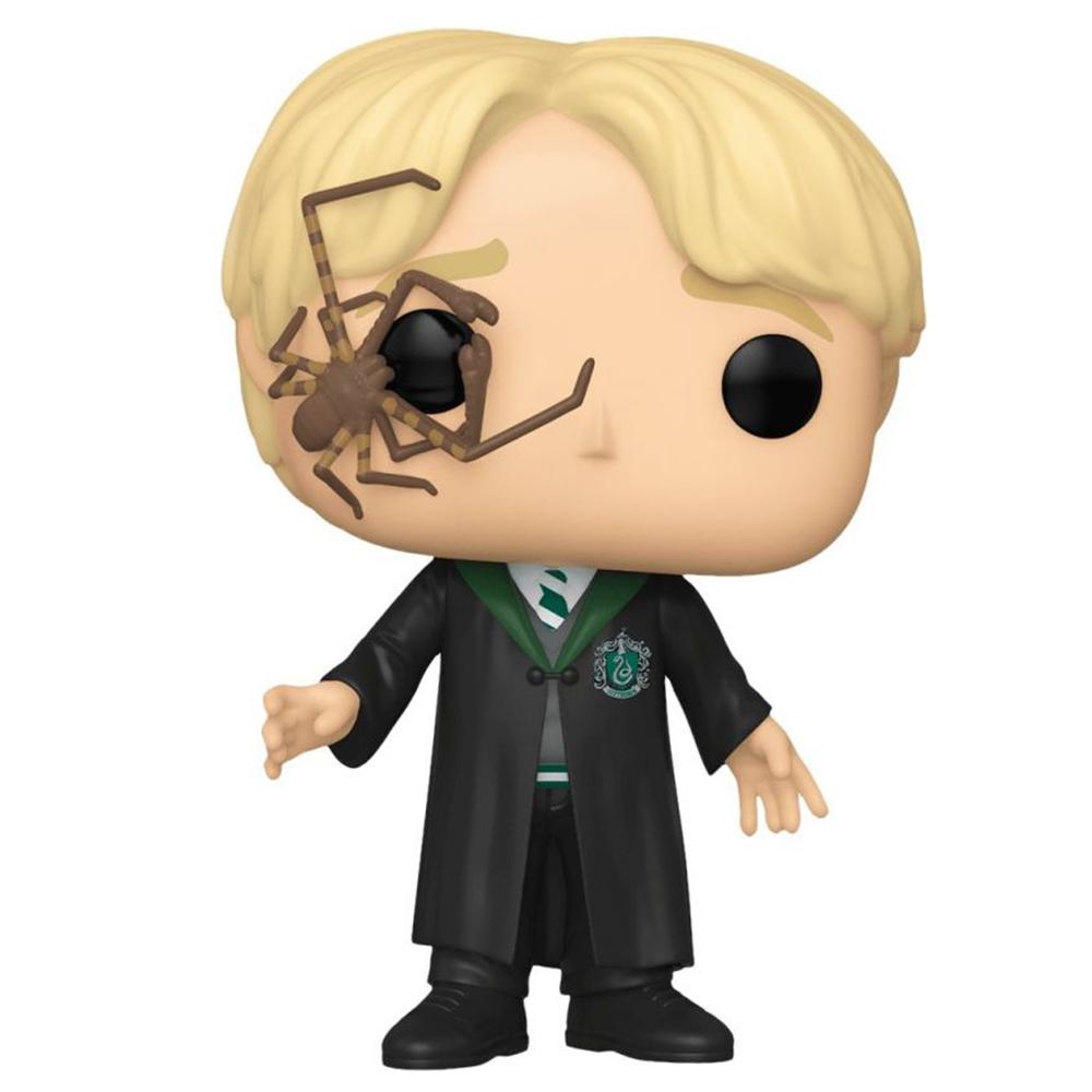 Funko Pop Harry Potter -  Draco Malfoy com Aranha 117