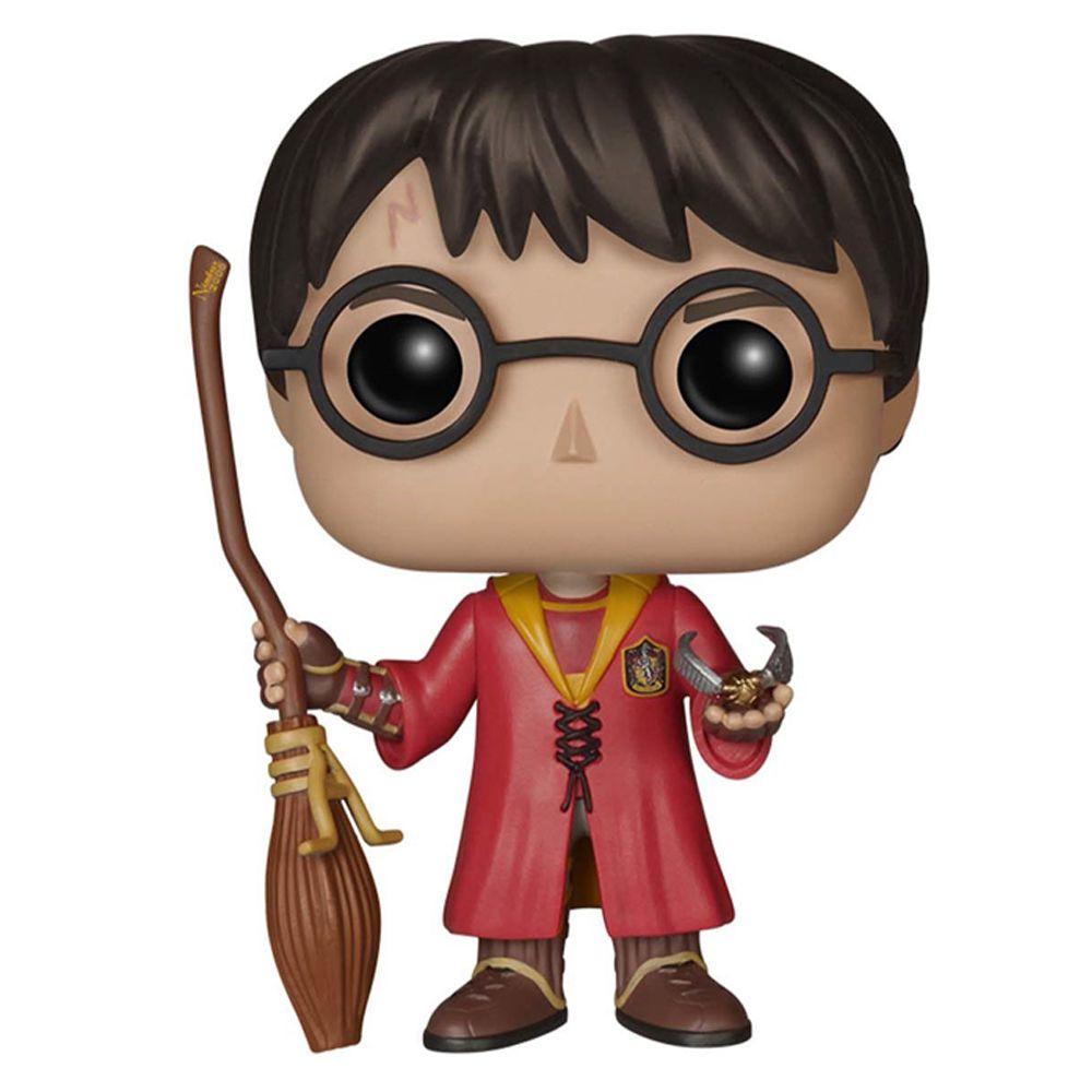 Funko Pop Harry Potter - Harry Potter Quadribol 08