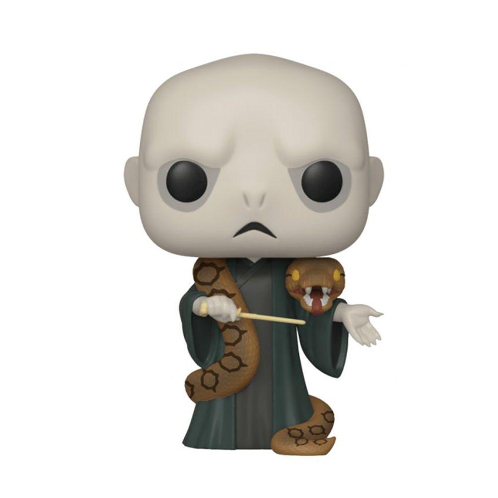 Funko Pop Harry Potter - Lord Voldemort Nagini 85 Exclusivo