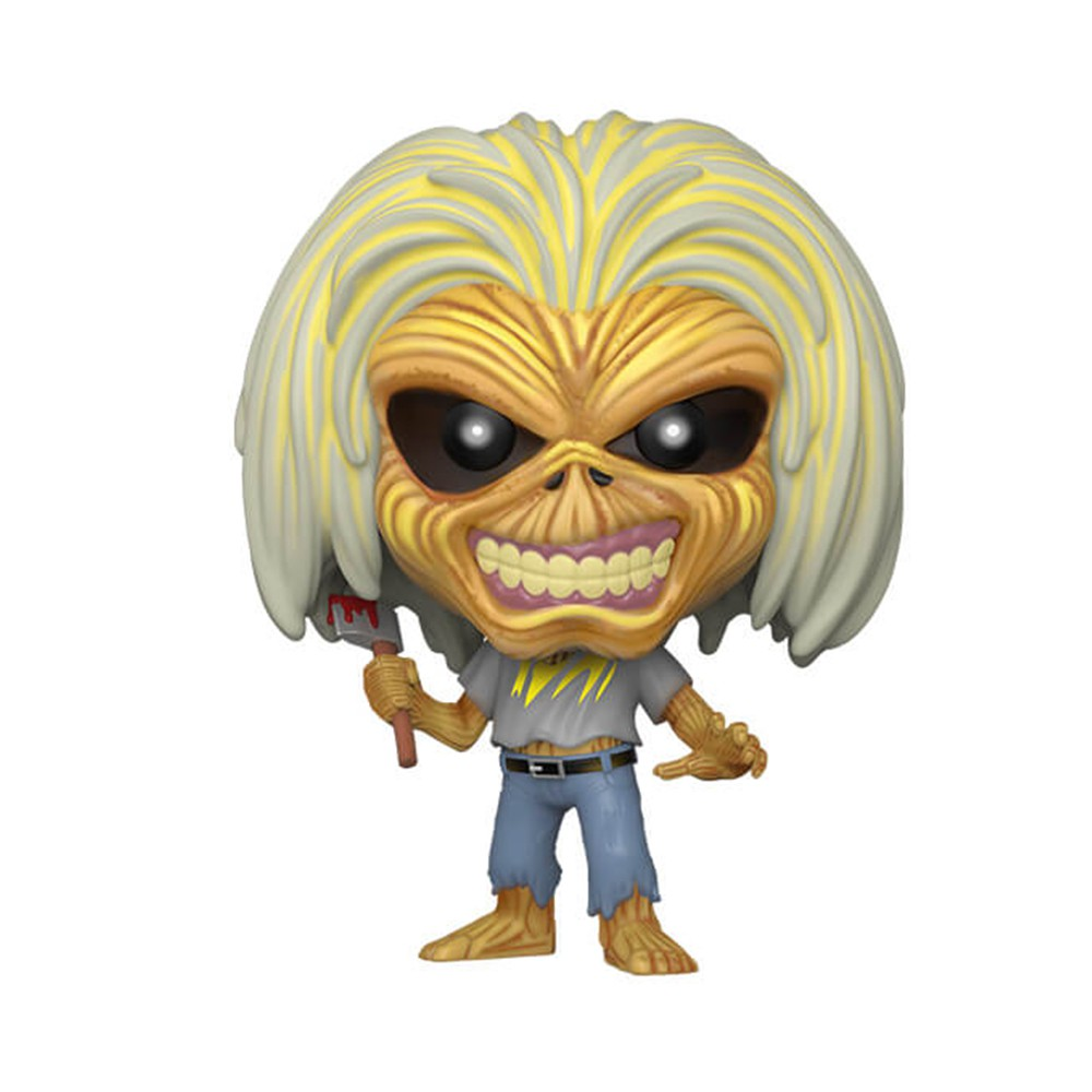Funko Pop Iron Maiden - Killer Eddie 144