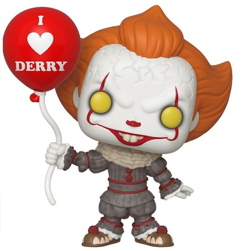 Funko Pop IT Capítulo 2 Pennywise 780