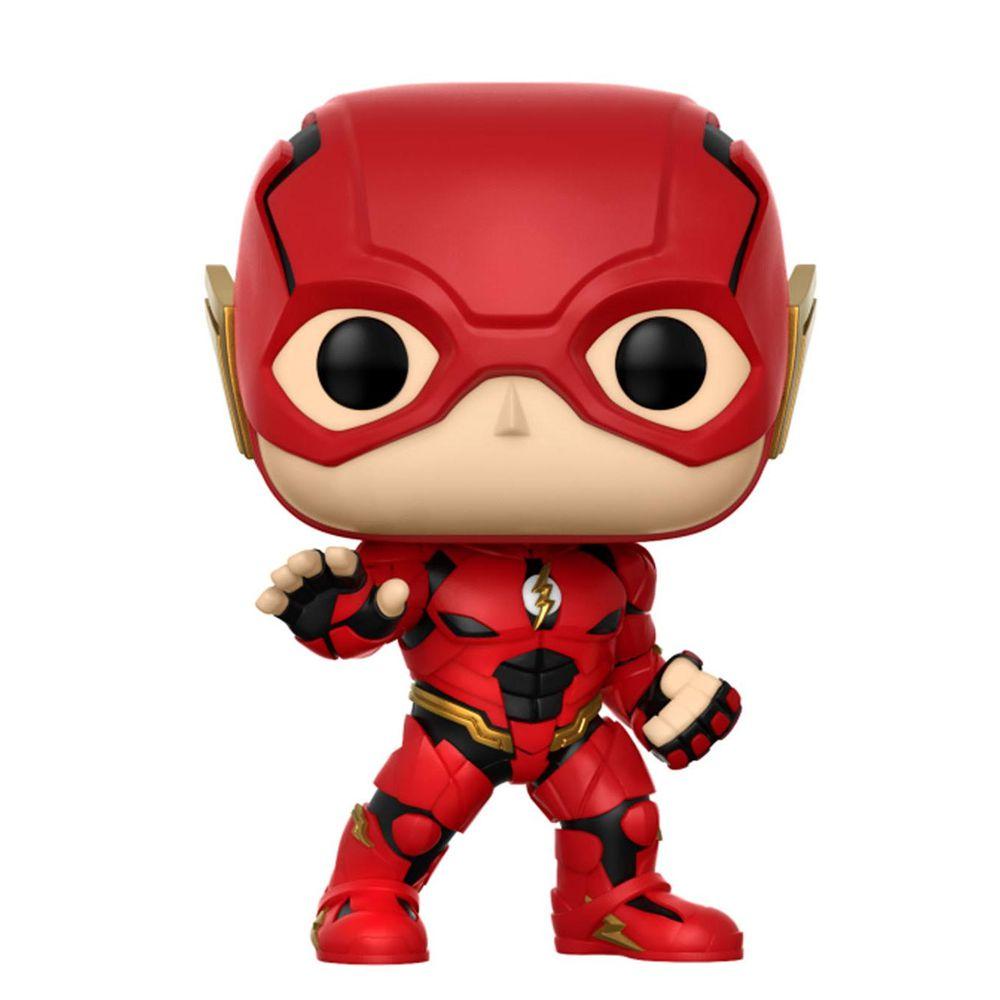 Funko Pop Liga da Justiça - Flash 208