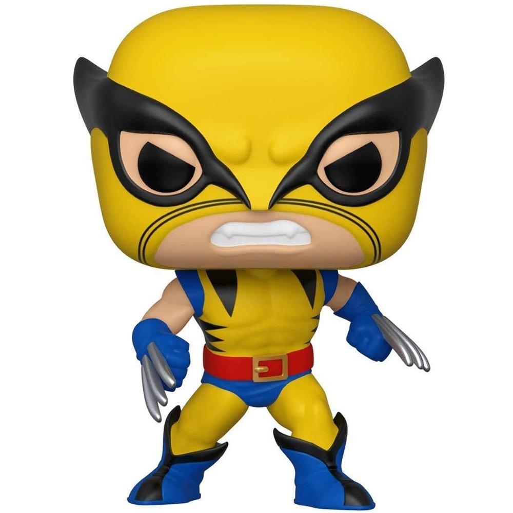 Funko Pop Marvel Anos 80 - Wolverine 547 (Primeira Aparição)