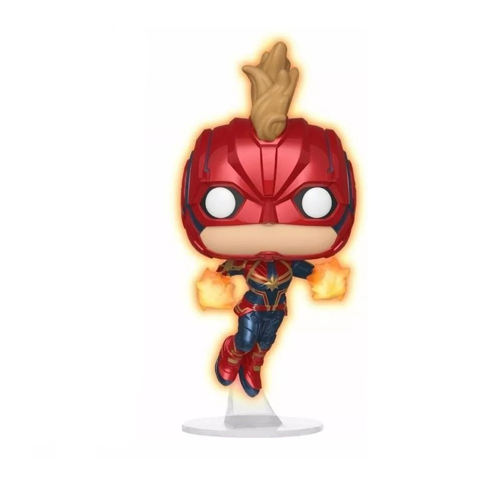 Funko Pop Marvel Capitã Marvel - Capitã Marvel Exclusivo 433