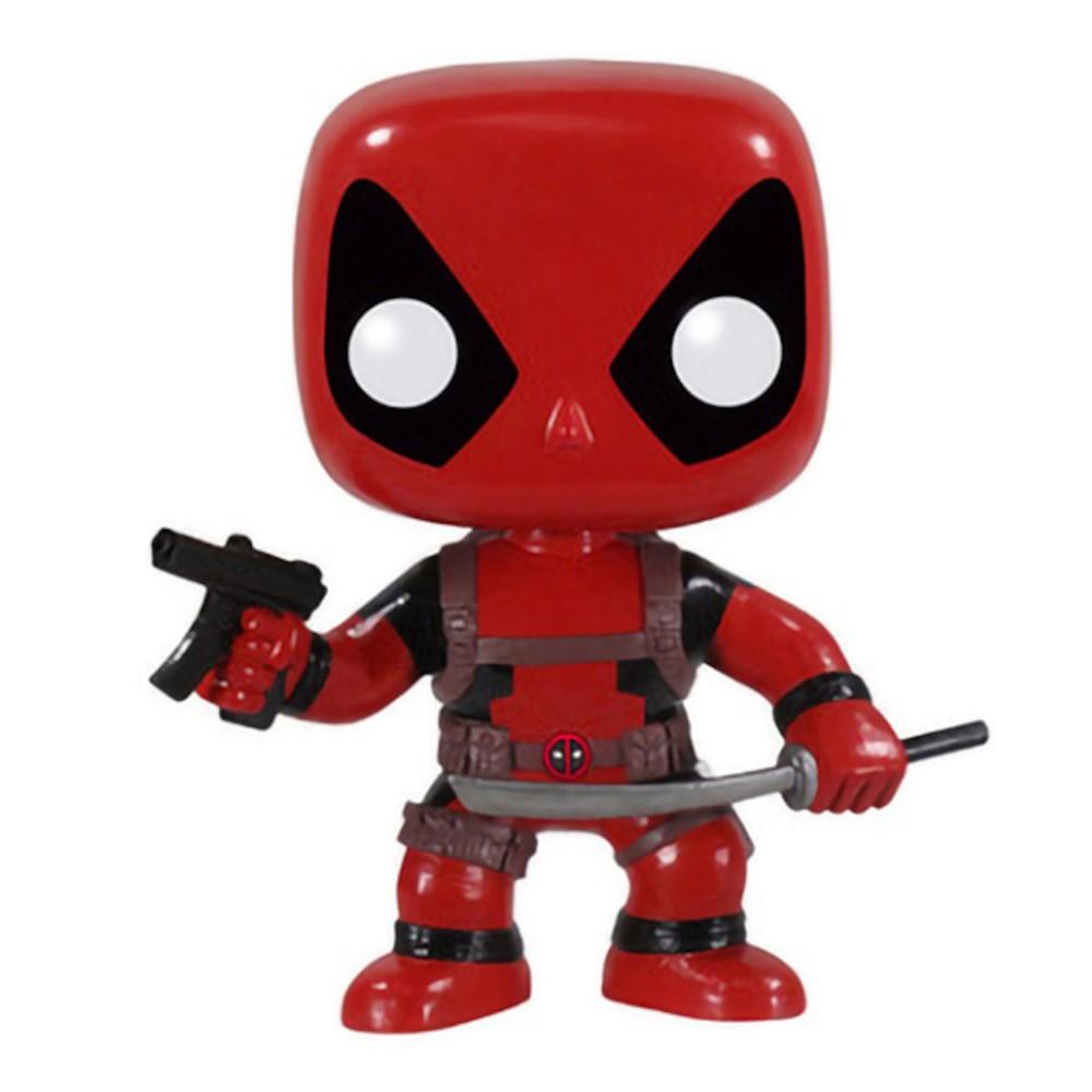 Funko Pop Marvel Deadpool - Deadpool 20 (Caixa Avariada)