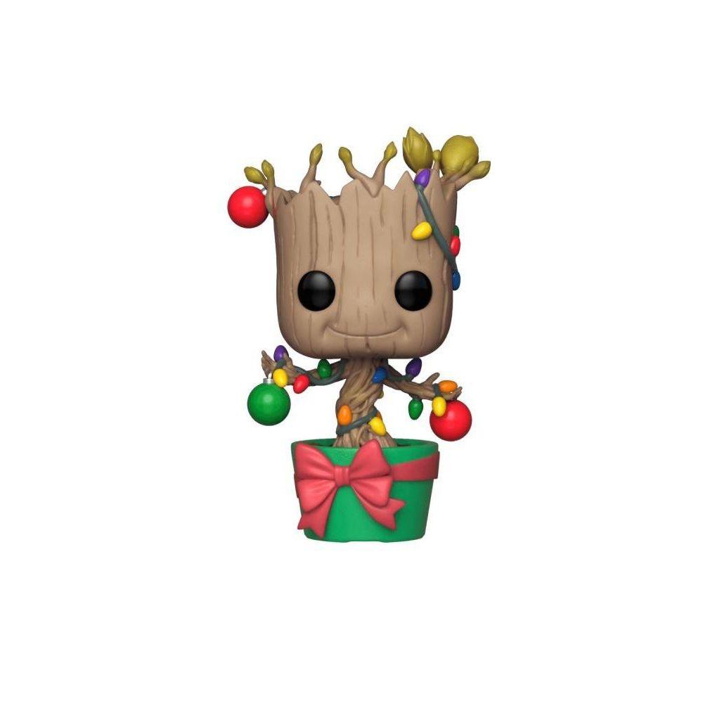 Funko Pop Marvel - Groot Árvore de Natal 399