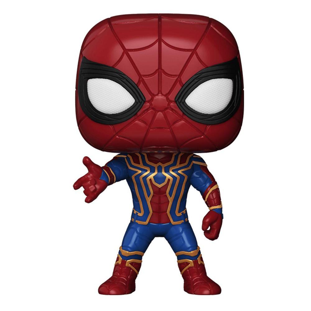 Funko Pop Marvel Guerra Infinita - Aranha de Ferro 287