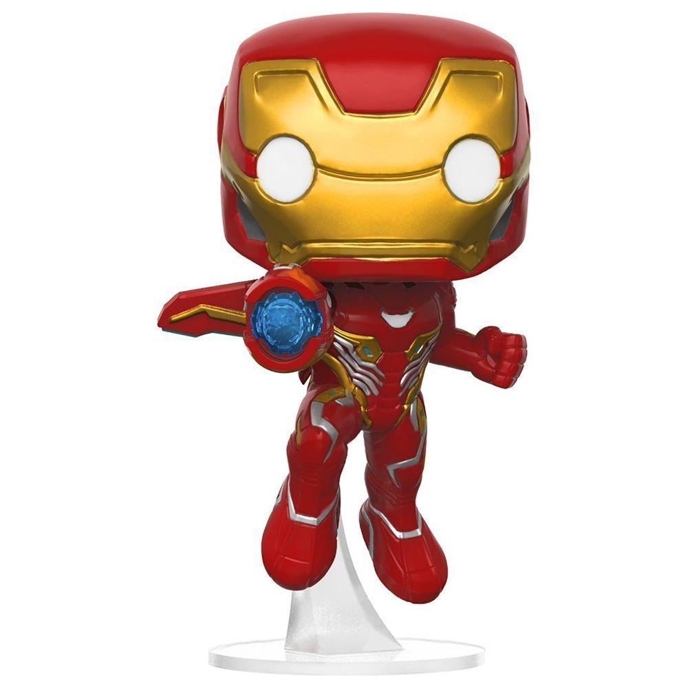 Funko Pop Marvel Guerra Infinita - Homem de Ferro 285