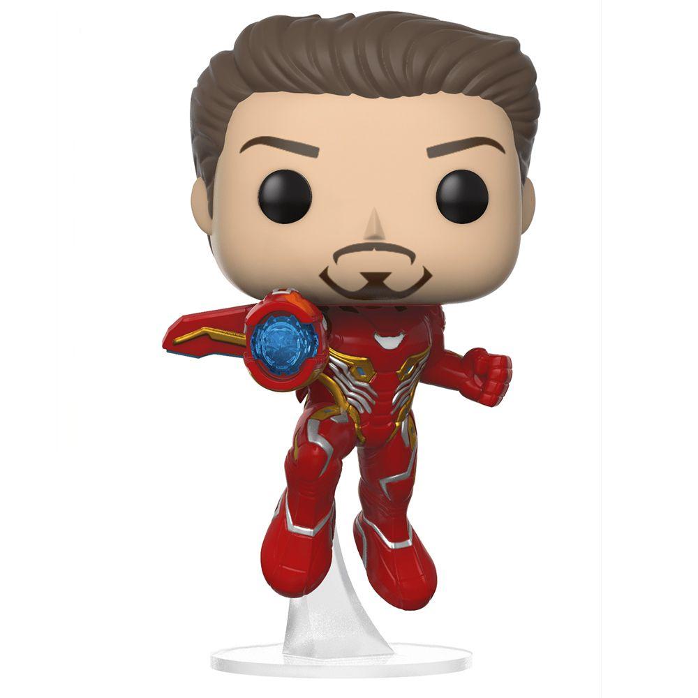 Funko Pop Marvel Guerra Infinita - Homem de Ferro Exclusivo 304