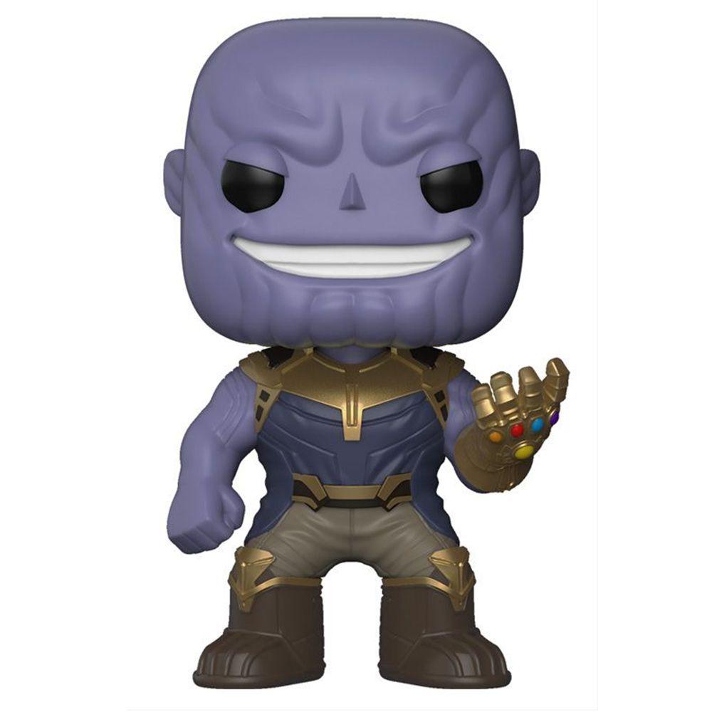 Funko Pop Marvel Guerra Infinita Thanos 289