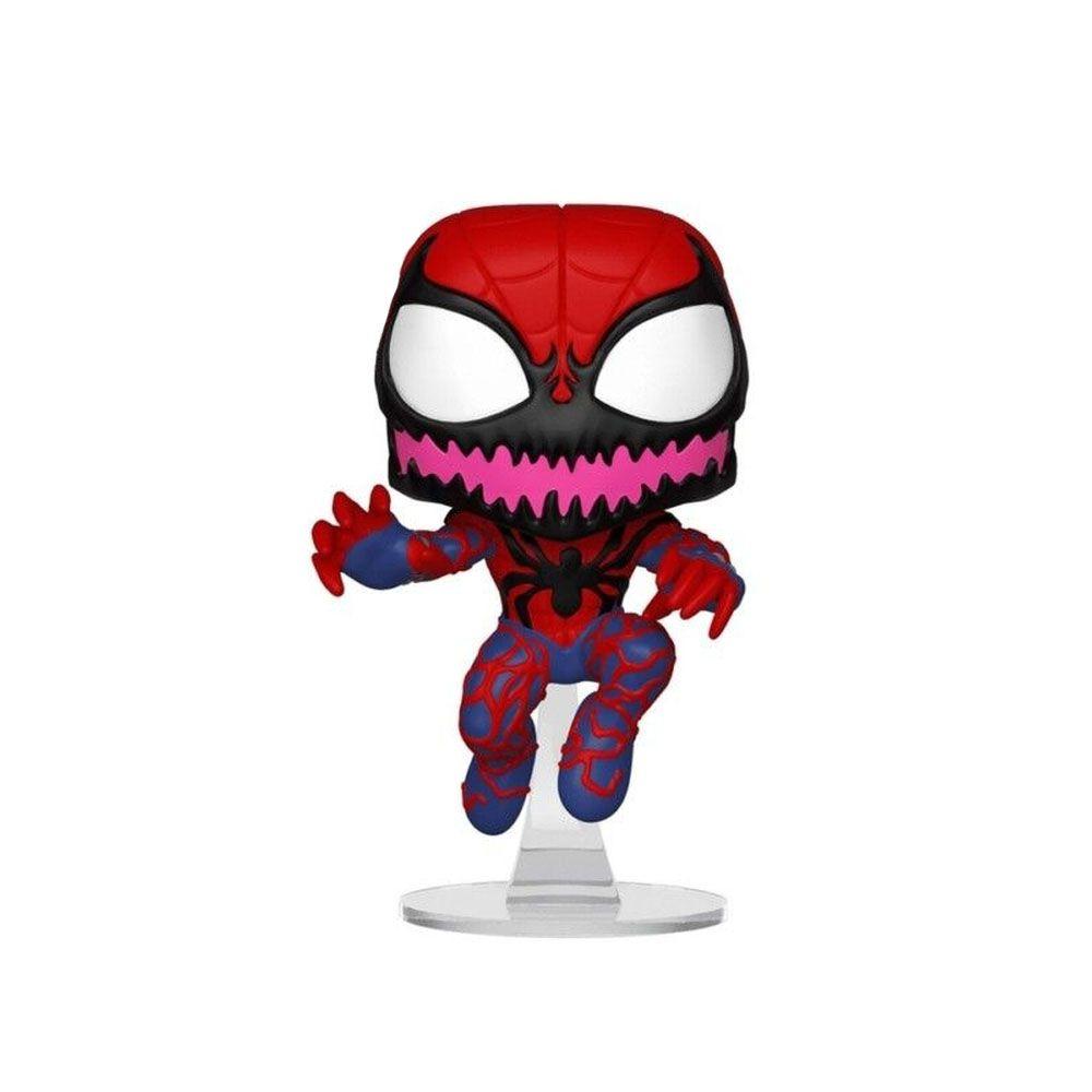 Funko Pop Marvel Homem Aranha Exclusivo - Carnage  486