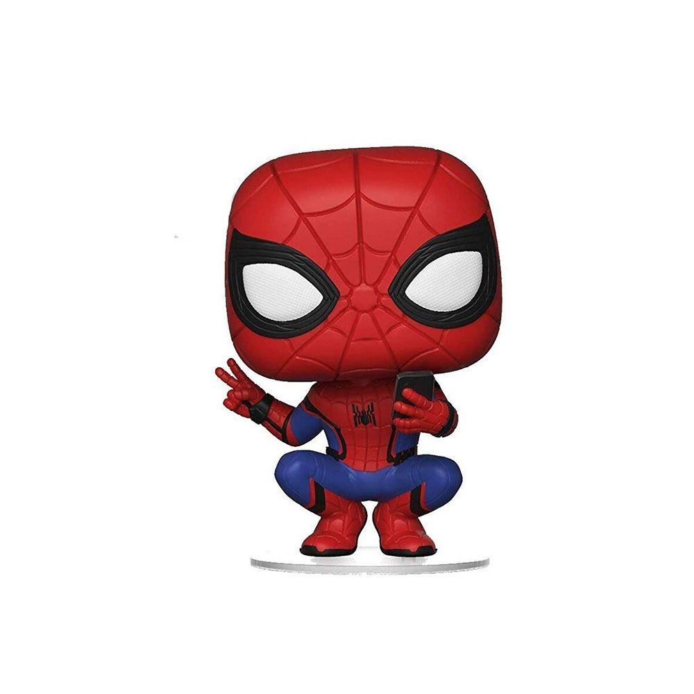 Funko Pop Marvel Homem Aranha Longe de Casa - Homem Aranha 468