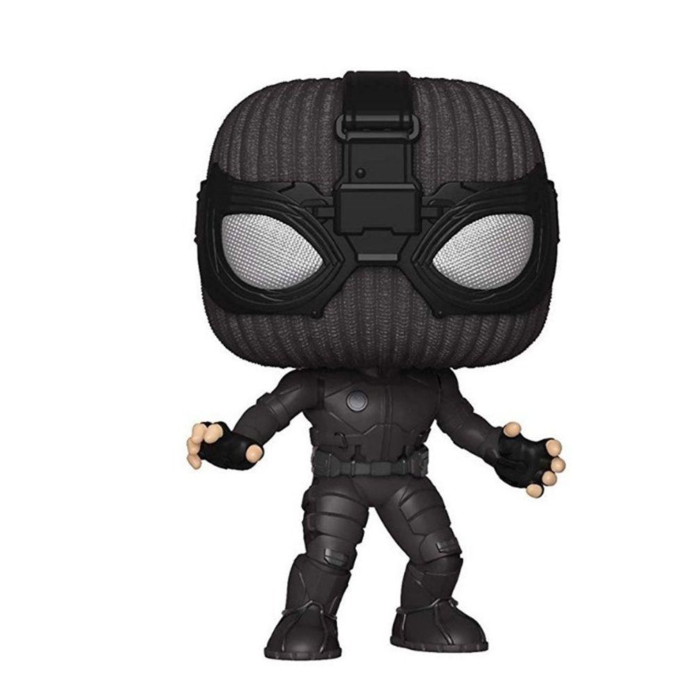 Funko Pop Marvel Homem Aranha Longe de Casa - Homem Aranha Roupa de Assalto 469