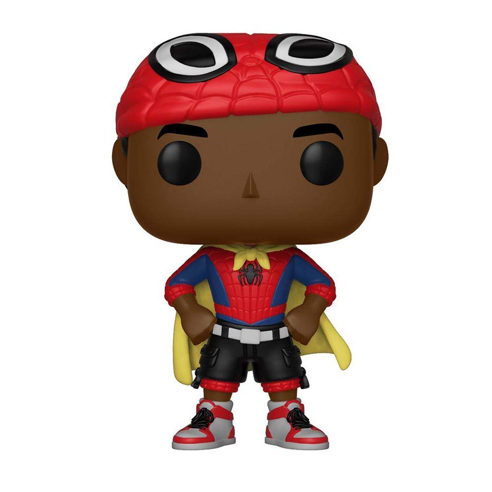 Funko Pop Marvel Homem Aranha no Aranhaverso - Miles Morales  403