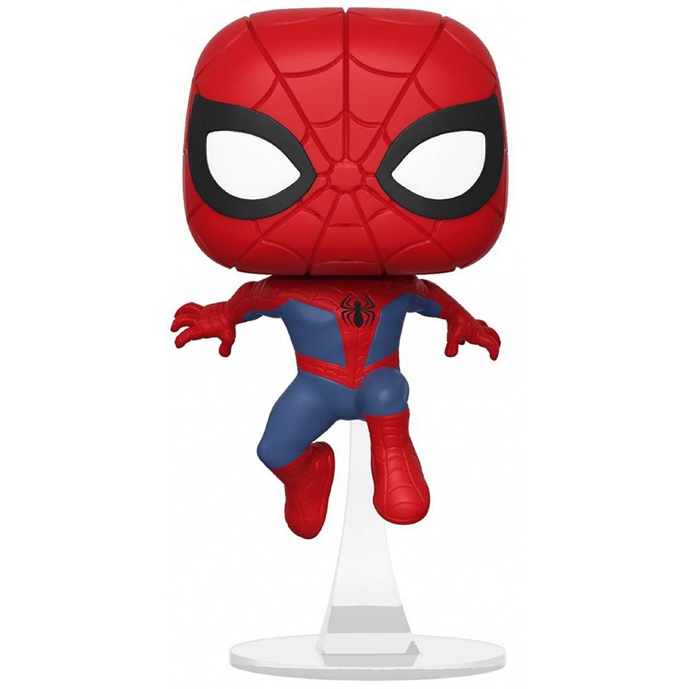 Funko Pop Marvel Homem Aranha no Aranhaverso - Peter Parker 404