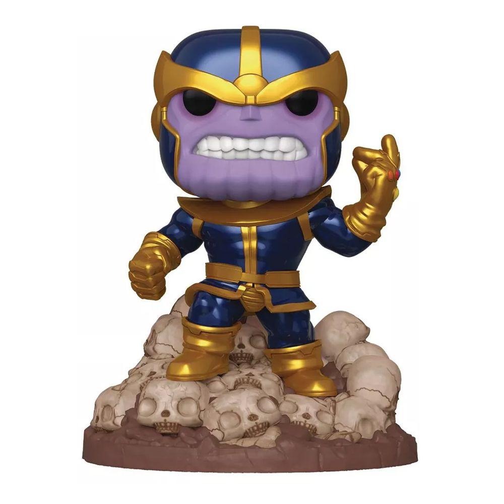 Funko Pop Marvel Thanos 556 - Deluxe Exclusivo