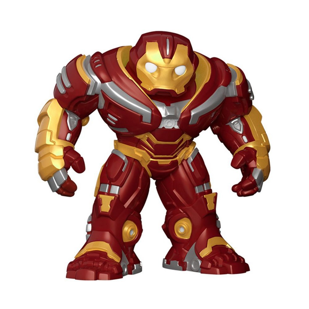 Funko Pop Marvel Vingadores Era de Ultron - Hulkbuster 294 (Caixa Avariada)