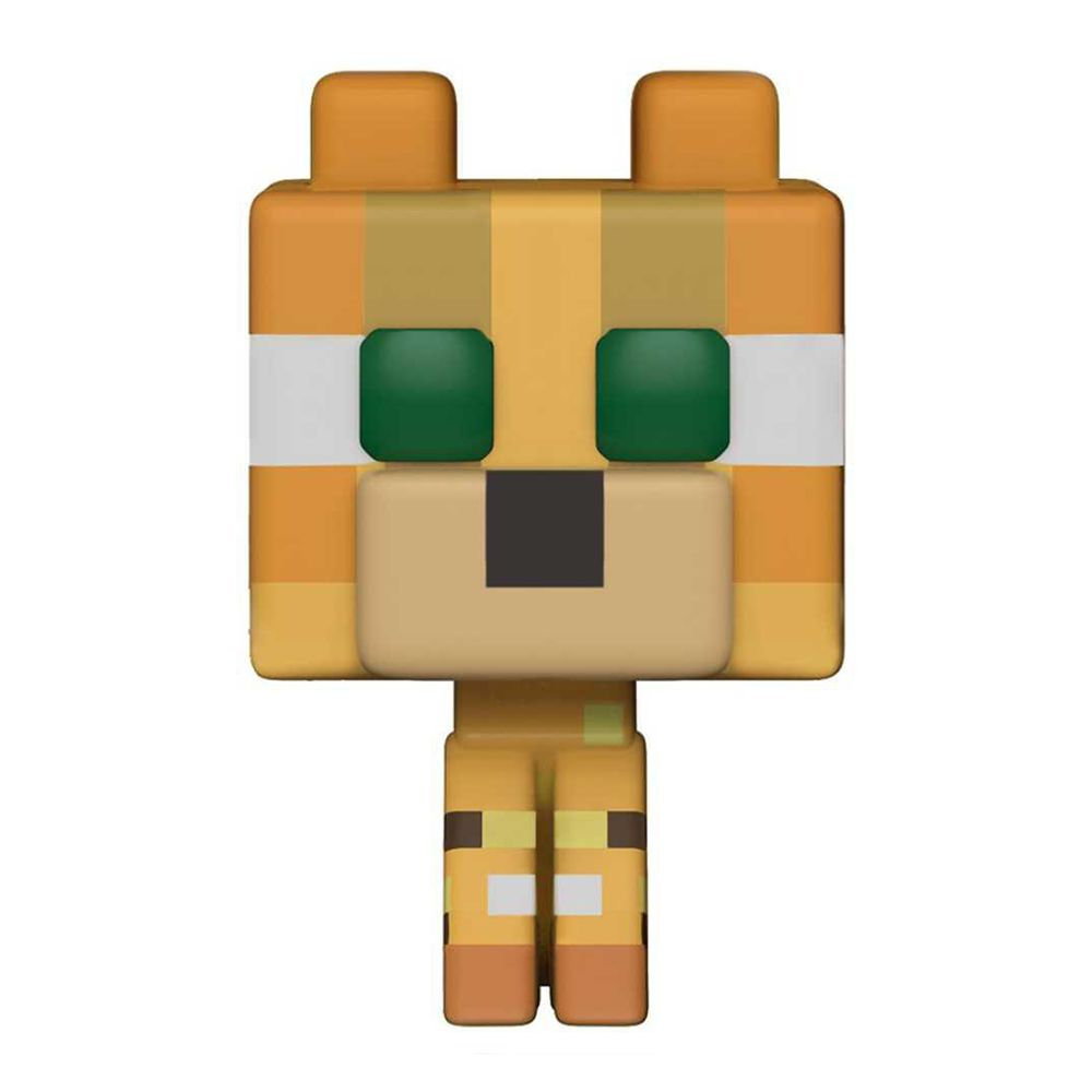 Funko Pop Minecraft Ocelote 318