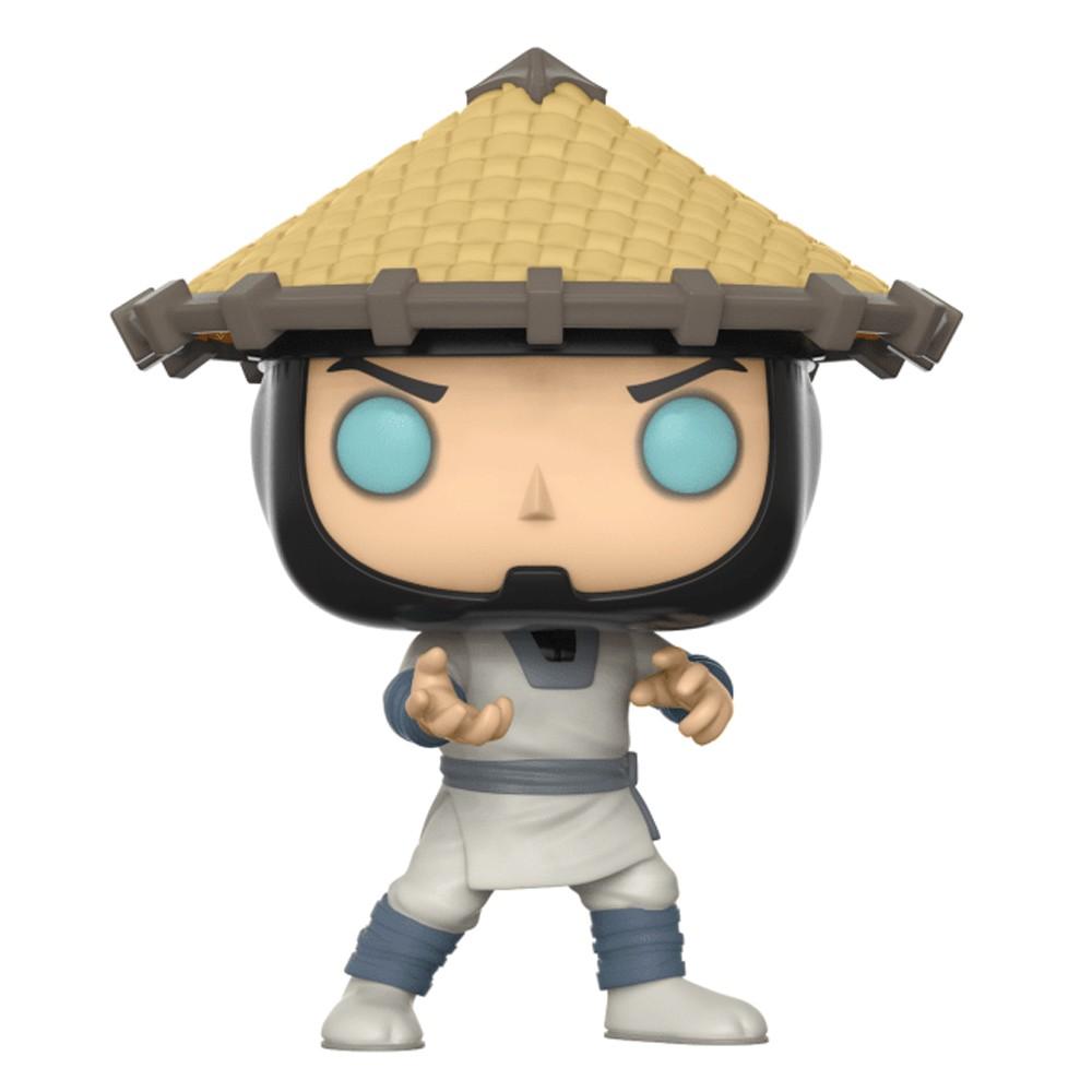 Funko Pop Mortal Kombat - Raiden 254 (Caixa Avariada)