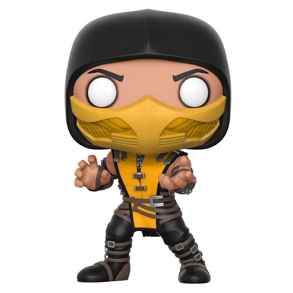 Funko Pop Mortal Kombat - Scorpion 250