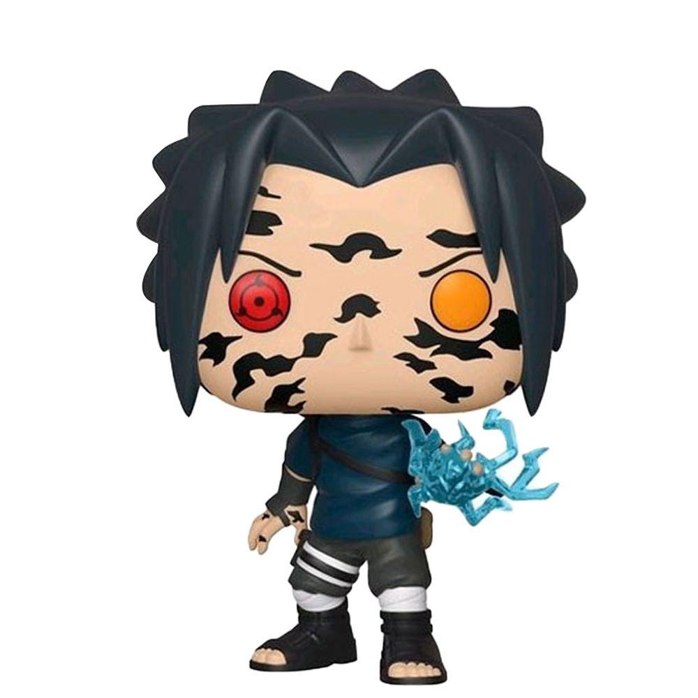 Funko Pop Naruto Sasuke Exclusivo Marca da Maldição 455