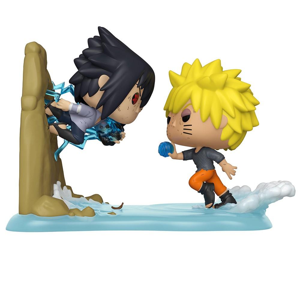 Funko Pop Naruto - Sasuke vs. Naruto 732 Exclusivo