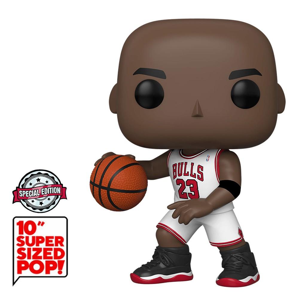 Funko Pop NBA - Michael Jordan Chicago Bulls 76 Super Sized 10