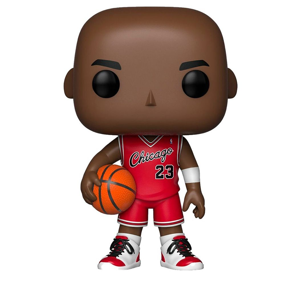 Funko Pop NBA - Michael Jordan - Edição Exclusiva Chicago Bulls - 56