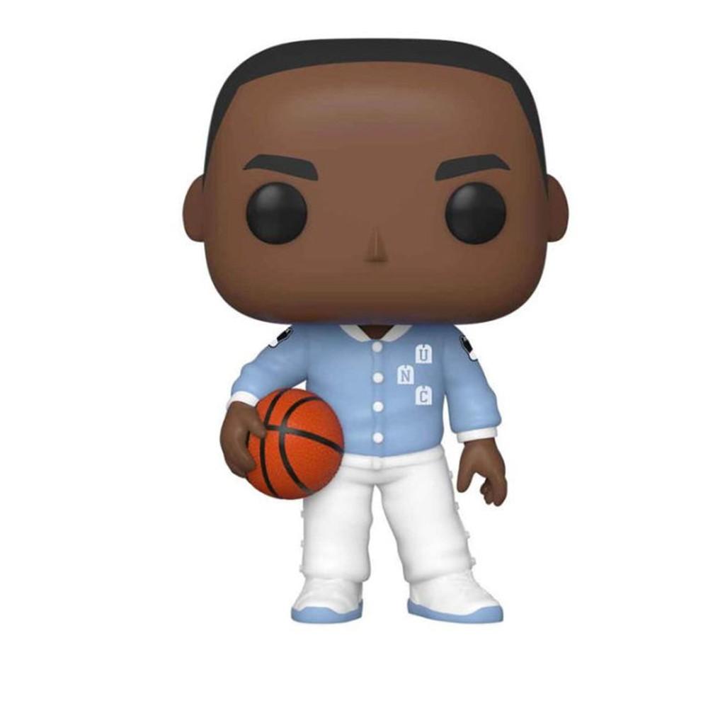 Funko Pop NBA - Michael Jordan UNC Jerseys Aquecimento 75