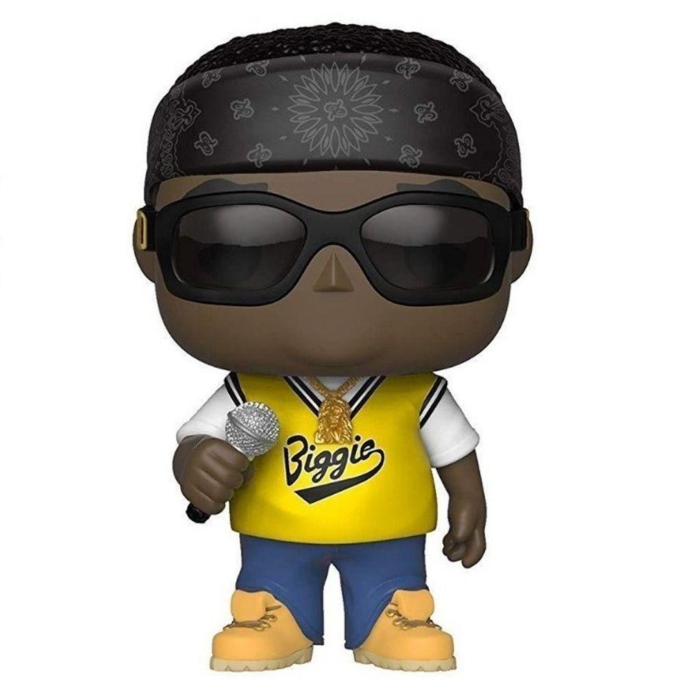 Funko Pop Notorious B.I.G Jersey 78