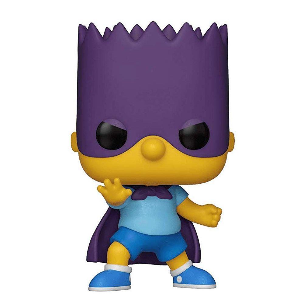 Funko Pop Os Simpsons Bartman 503