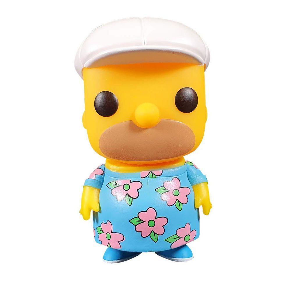 Funko Pop Os Simpsons Homer Muumuu Exclusivo 502
