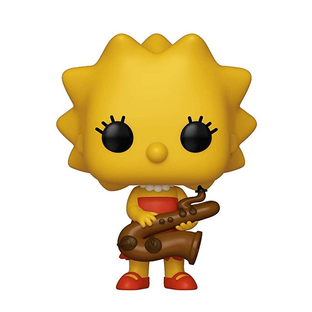 Funko Pop Os Simpsons Lisa 497
