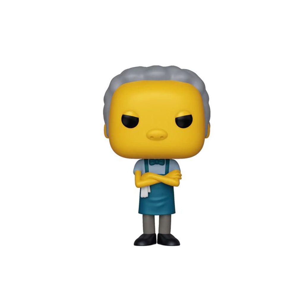 Funko Pop Os Simpsons Moe Szyslak 500