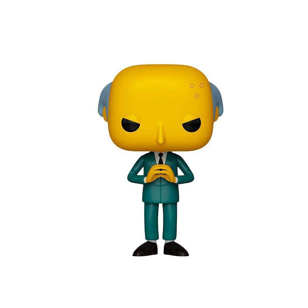 Funko Pop Os Simpsons Sr. Burns 501