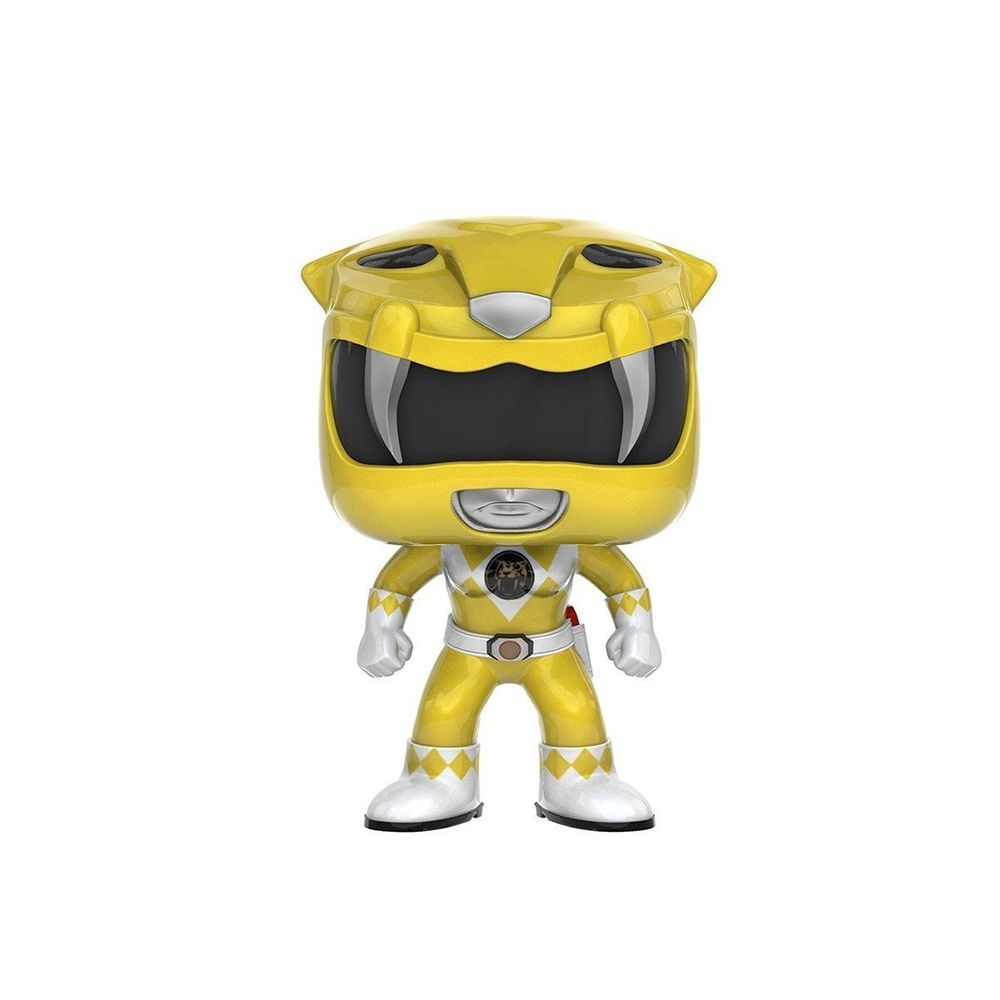 Funko Pop Power Rangers Amarelo 362