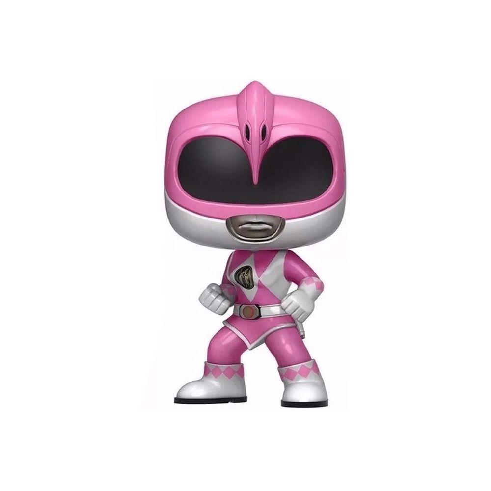 Funko Pop Power Rangers Rosa 407
