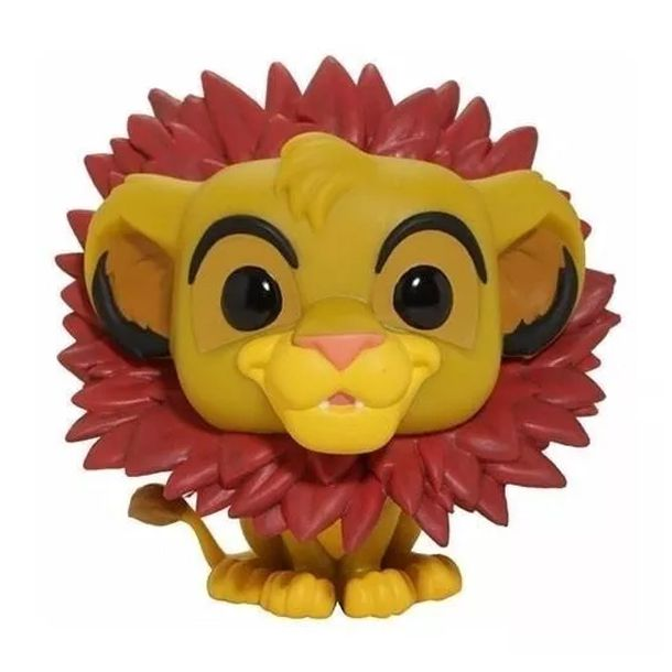 Funko Pop Rei Leão - Simba 302